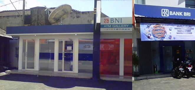 sarana bank kampung inggris pare