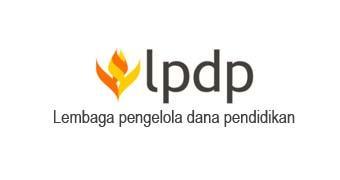 Beasiswa TOEFL - logo LPDP