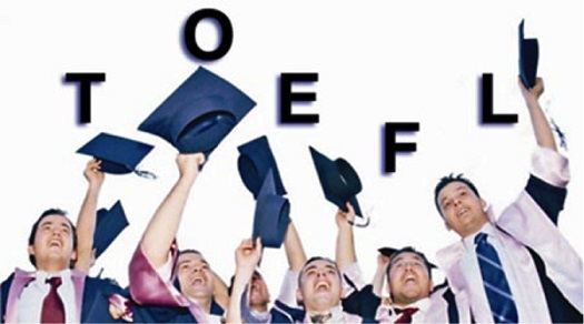 nilai TOEFL melesat > 500