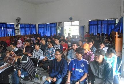 kursus TOEFL gratis - peserta workshop